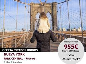 NUEVA YORK CON IBERIA ULTIMAS PLAZAS!!